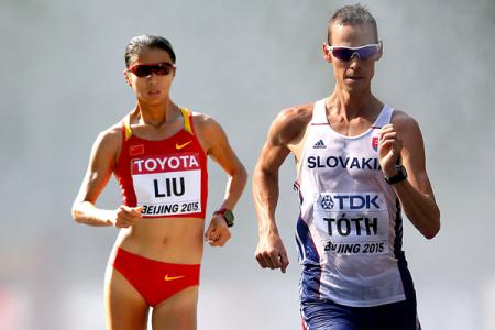 Матей Тот и Лю Хонг претенденты на звание «Легкоатлет года 2015»