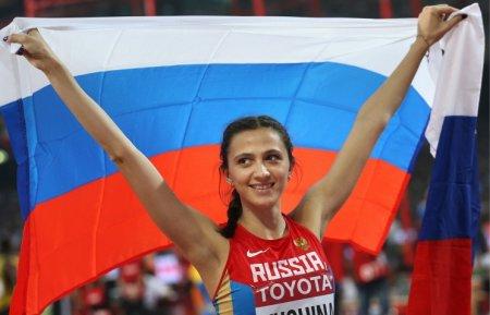 Мария Кучина продолжает готовится к Олимпиаде-2016