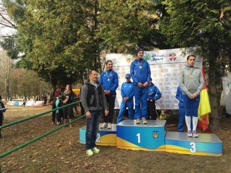 Результаты Чемпионата Украины по кроссу