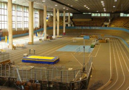 Армейские арены Украины будут служить легкой атлетике