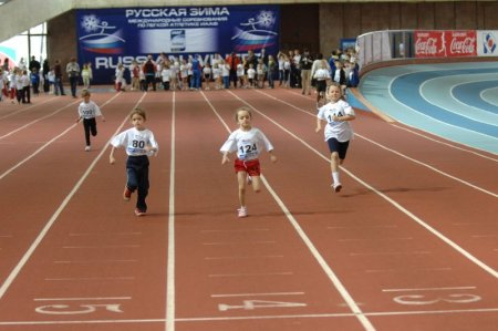 В России пройдет семь турниров всероссийского гран-при по лёгкой атлетике
