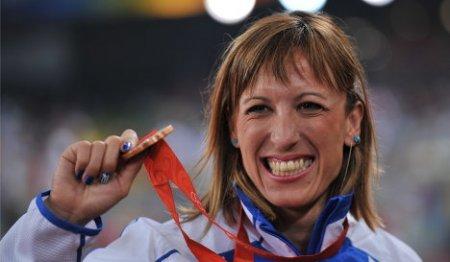 Двукратная призерша Олимпийских игр Хрисопия Деветци подозревается в применении допинга