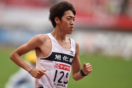 Кота Мурайама установил рекорд Японии в беге на 10000 метров