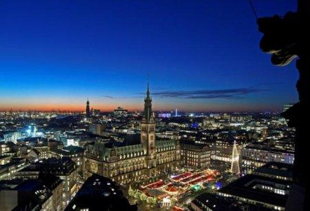 Жители Гамбурга против проведения у них Олимпиады-2024