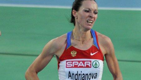 Татьяна Андрианова будет лишена бронзовой медали ЧМ