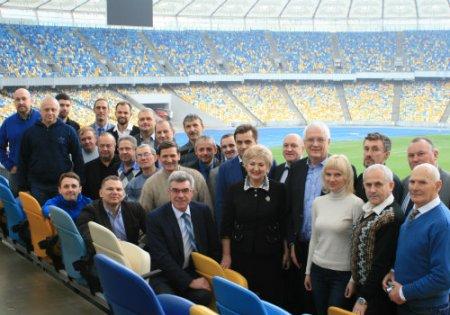 Свейн Арне Хансен: «Украина интересна Европейской Атлетике»