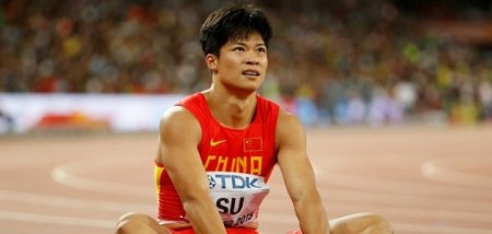 Су Бингтиан - лучший спортсмен 2015 года в Китае