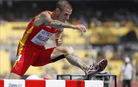 Испанский бегун дисквалифицирован на два года