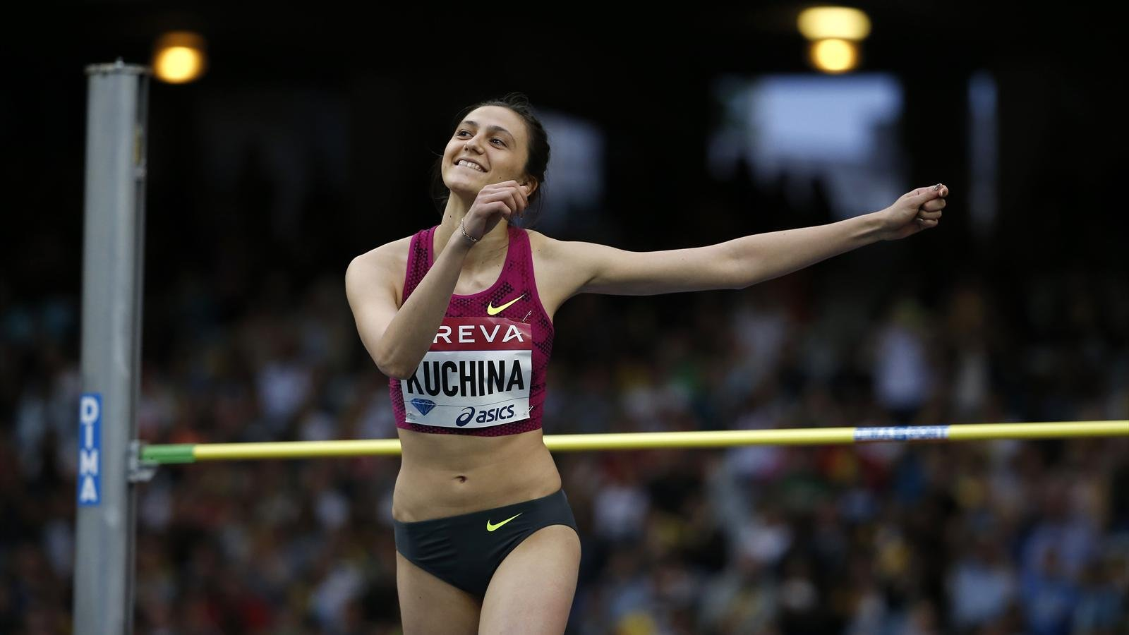 Мария Кучина победила на турнире в Челябинске