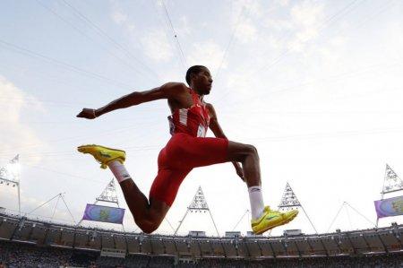 Кристиан Тейлор нацелен на мирового рекорд
