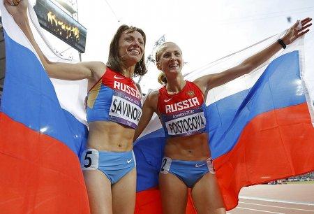 IAAF поймала на допинге больше всех российских атлетов
