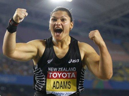 Валери Адамс поддержала фитнес-революцию Ольги Харлан