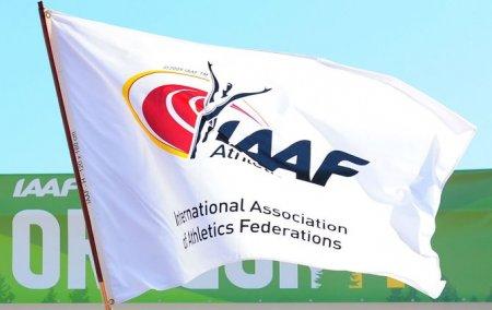 IAAF призвала спортсменов сообщать о фактах вымогательства