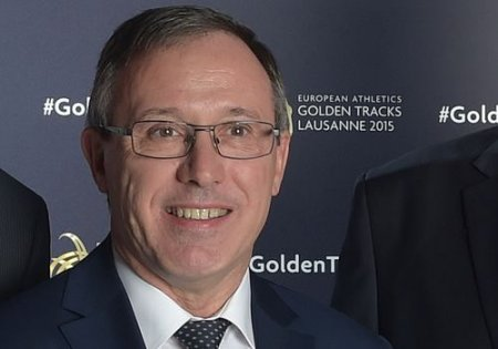 Жан Грасия назначен исполняющим обязанности главного исполнительного директора и генерального секретаря IAAF
