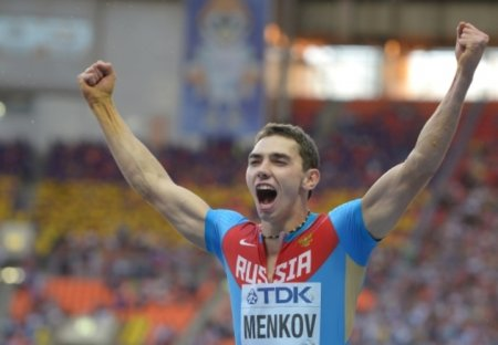 Александр Меньков рассказал о своей подготовке к летнему сезону