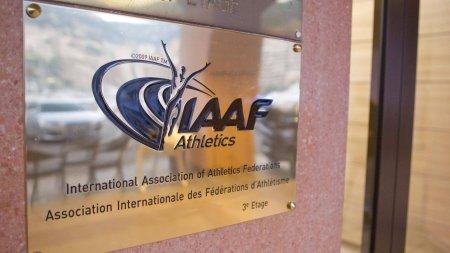 IAAF включила 40 российских легкоатлетов в