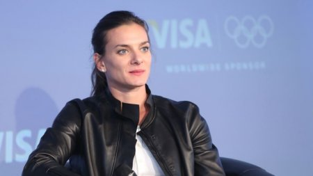 Елена Исинбаева отреагировала на информацию о том, что ее подозревают в употреблении допинга