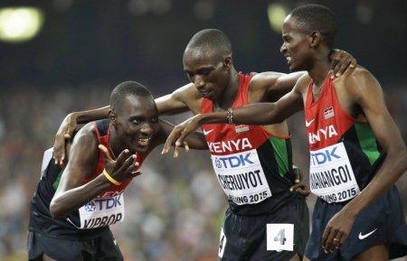 На зимнем ЧМ Кению представят 12 атлетов