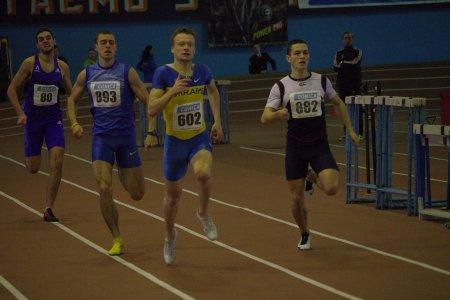 Командный чемпионат Украины по легкой атлетике в помещении - Видео