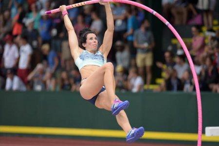 Дженнифер Сур установила новый мировой рекорд (Видео)