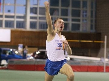 Валентин Смирнов победитель этапа Гран-при России «Оренбургская миля»