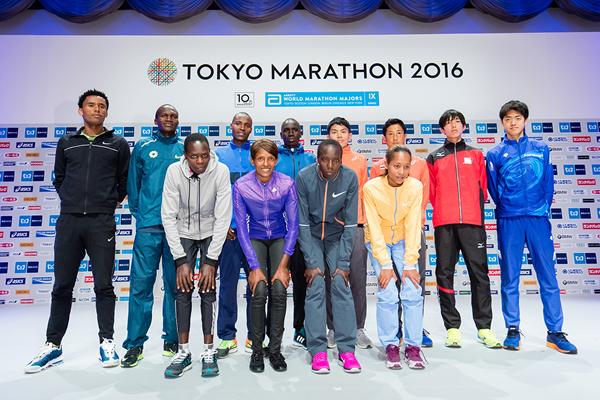 Превью марафона в Токио