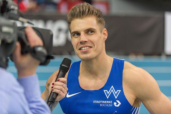 Новый рекорд Германии в беге на 60 метров! + Видео