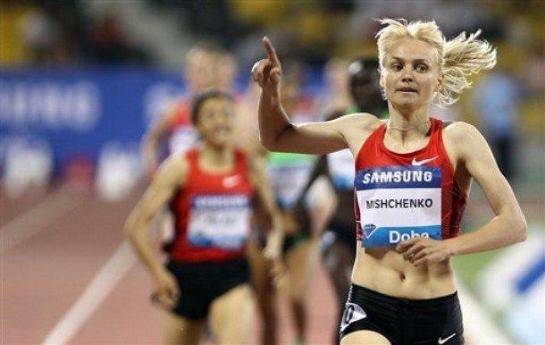 Дисквалифицированная украинская легкоатлетка планирует вернуться в большой спорт
