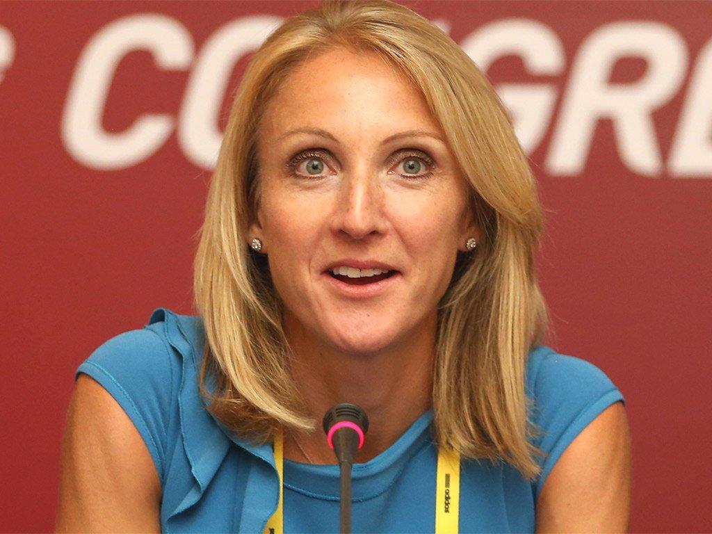Пола Рэдклифф избрана заместителем председателя комиссии спортсменов IAAF