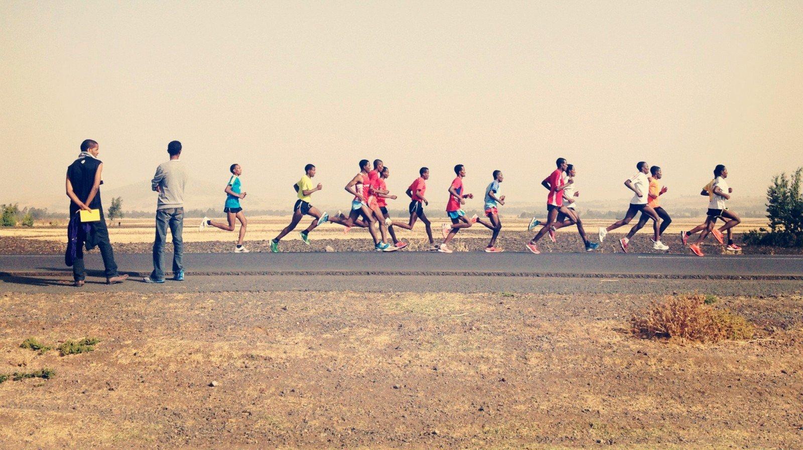 Эфиопия может быть вовлечена в допинг-скандал