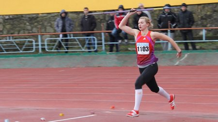 Результаты всероссийских соревнований по длинным метаниям памяти А. Лунёва