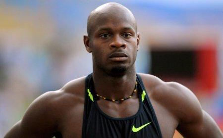 Асафа Пауэл  показал лучший результат сезона в беге на 60 метров. Видео