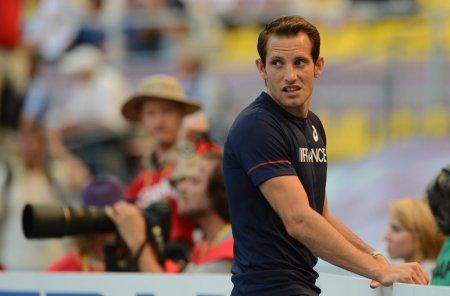 Рено Лавиллени уступил бразильцу  на этапе IAAF World Indoor Tour в Берлине