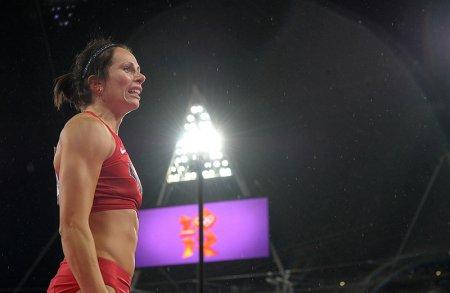 Дженнифер Сур не удалось побить мировой рекорд