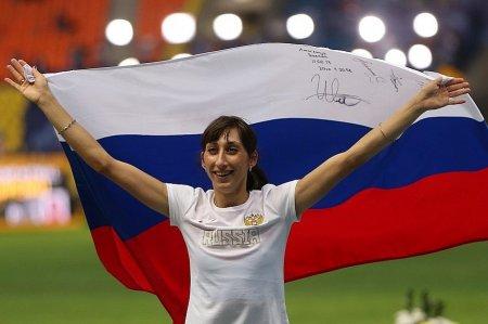 Екатерина Конева: Надеюсь порадовать болельщиков российским гимном в Рио-де-Жанейро