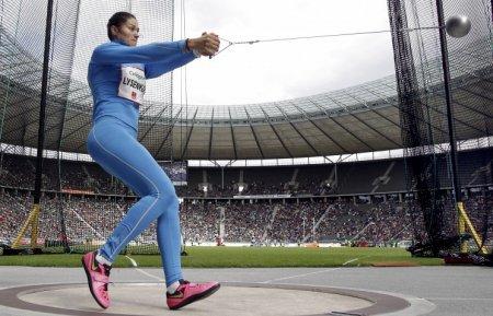 Чемпионка Игр-2012 в метании молота Татьяна Белобородова пропустит зимний чемпионат России