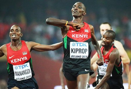 Кения без Рио?