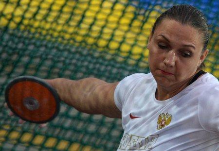 Николай Седюк и Вера Ганеева стали победителями зимнего чемпионата России в метании диска