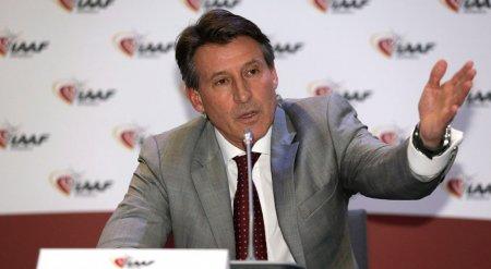 Главы региональных конфедераций выразили поддержку президенту IAAF Себастьяну Коу
