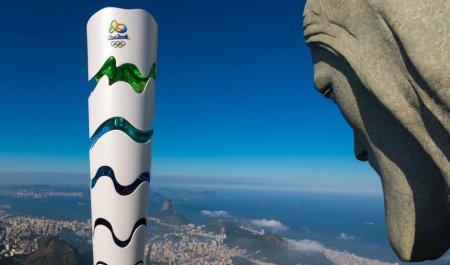 Эстафета олимпийского огня Игр-2016 пройдет по 329 городам Бразилии