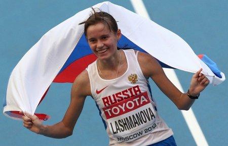 Олимпийская чемпионка по ходьбе Елена Лашманова возвращается в спорт после дисквалификации