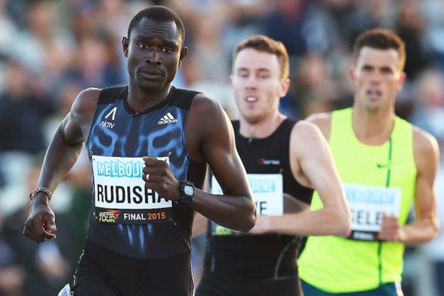 Давид Рудиша начнёт олимпийский сезон в Мельбурне