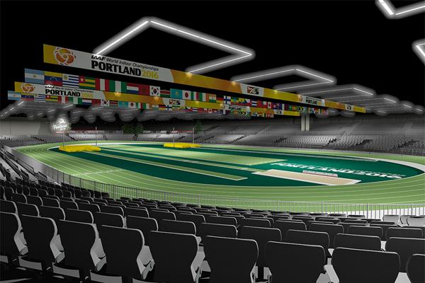 Внесены нововведения в чемпионат мира в Портленде