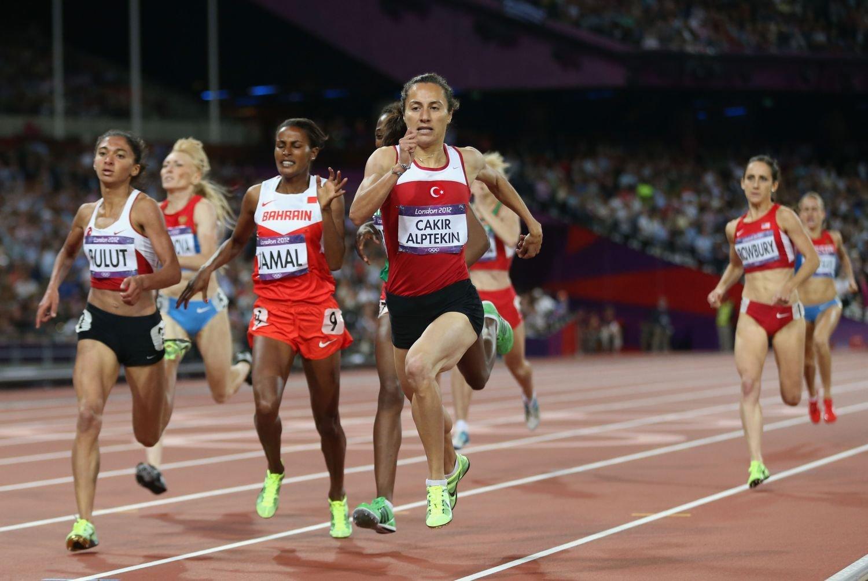 Самый грязный беговой финал в истории Олимпийских Игр