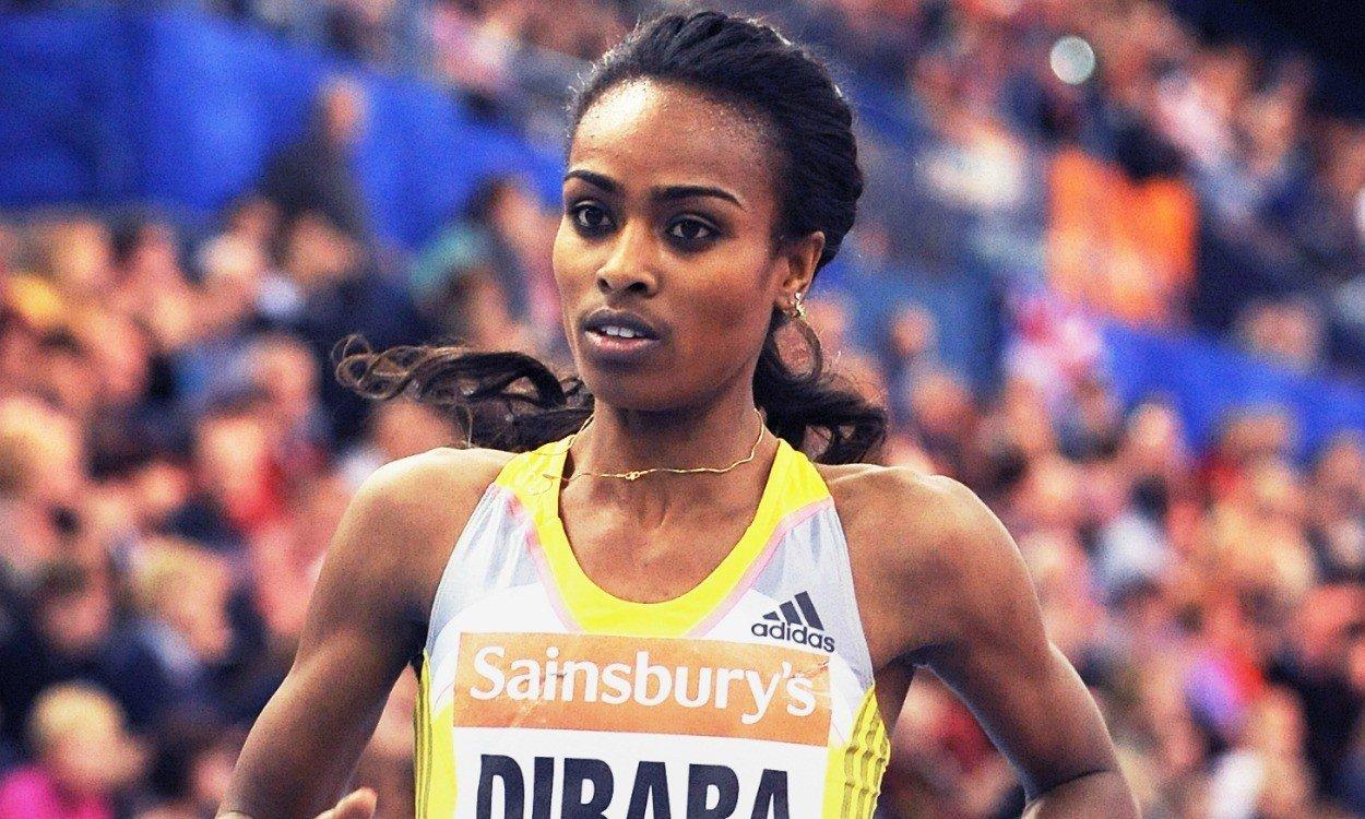 На зимнем ЧМ Гензебе Дибаба выступит только на дистанции 3000 метров