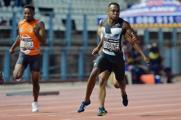 Новый рекорд Южной Африки на 100 м +Видео