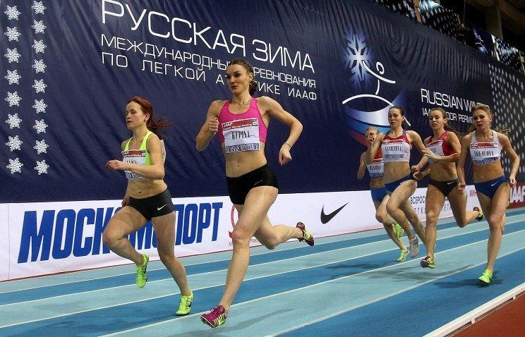 «Русская зима» может восстановить членство в World Indoor Tour