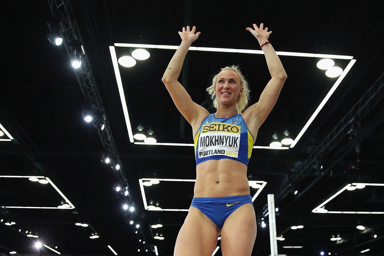 Анастасия Мохнюк: «Я ехала сюда за медалью, и завоевала ее»