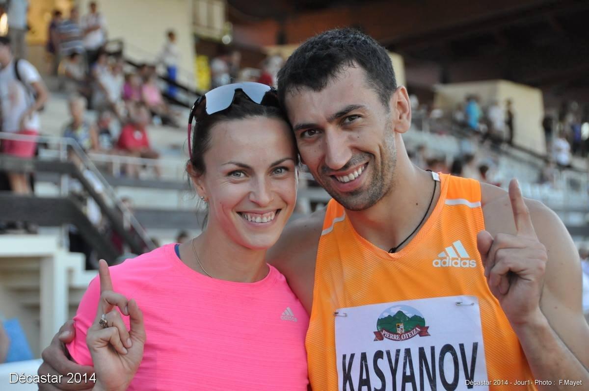 Алексей Касьянов: «Это невероятно! Спасибо моей Ане» +Видео