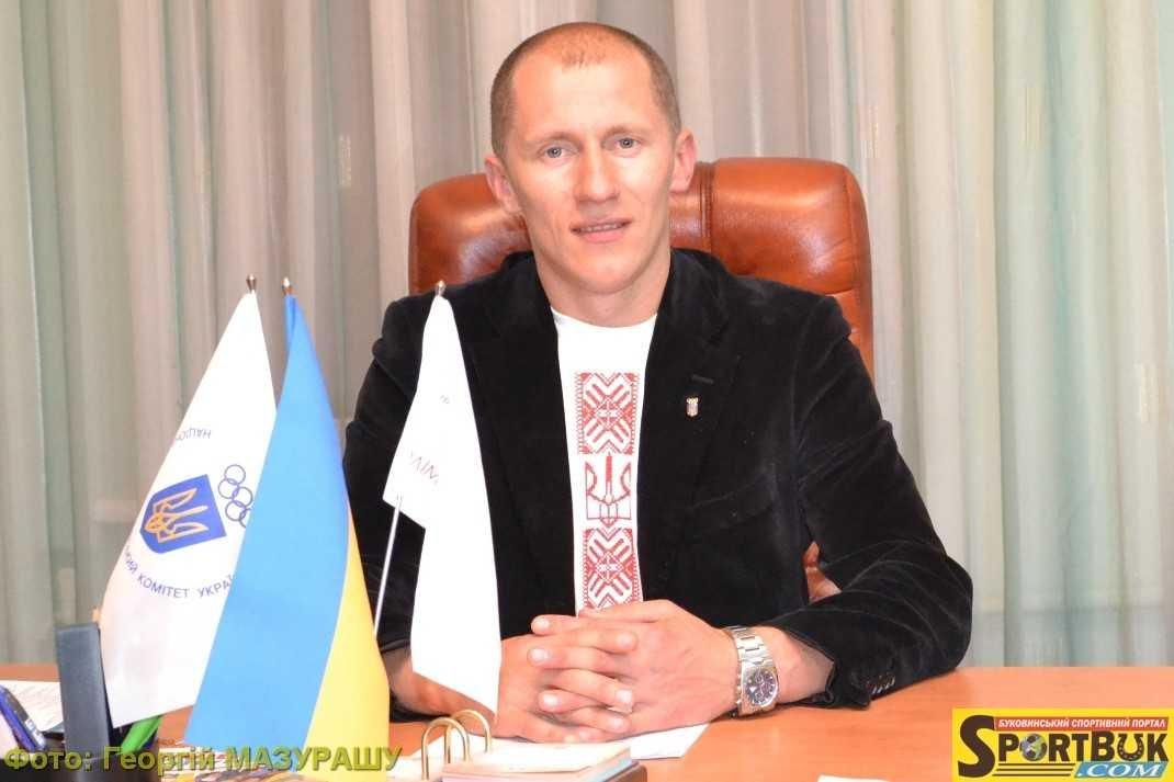 Иван Гешко: После Олимпийских Игр в Рио будет большой отток спортсменов высокого уровня из Украины